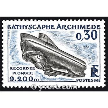 n° 1368 -  Timbre France Poste