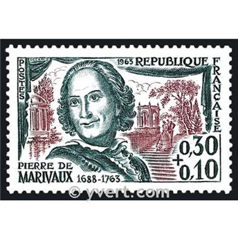 n° 1372 -  Timbre France Poste