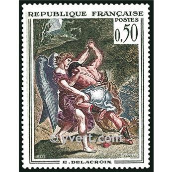 n° 1376 -  Selo França Correios