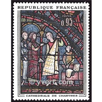 n° 1399 -  Selo França Correios