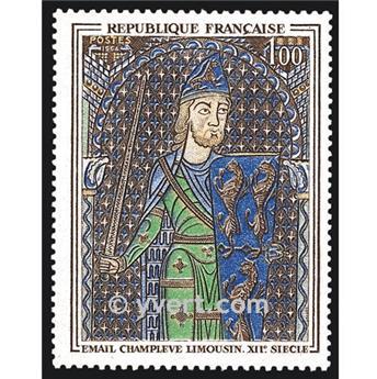 n° 1424 -  Selo França Correios