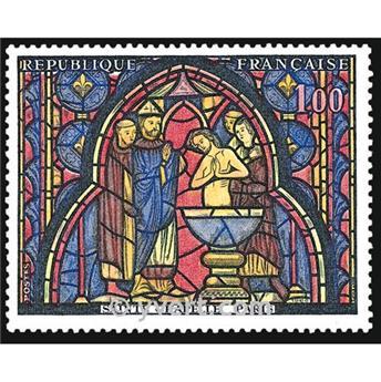 nr. 1492 -  Stamp France Mail