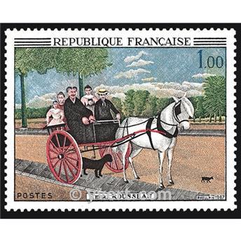 n° 1517 -  Selo França Correios