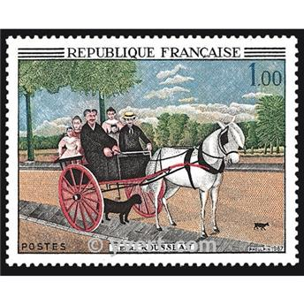 n° 1517 -  Timbre France Poste