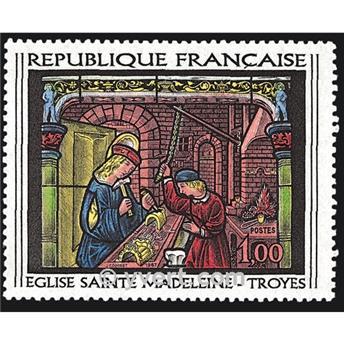 n° 1531 -  Selo França Correios