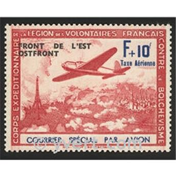 n°5 - Sello Francia LVF