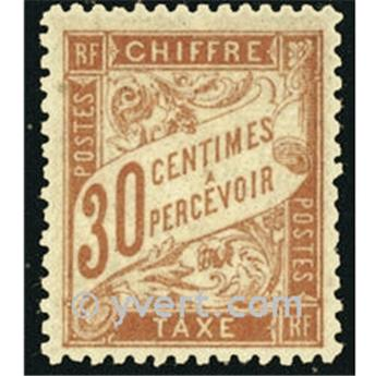 nr. 34 -  Stamp France Revenue stamp