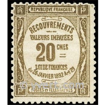 nr. 45 -  Stamp France Revenue stamp