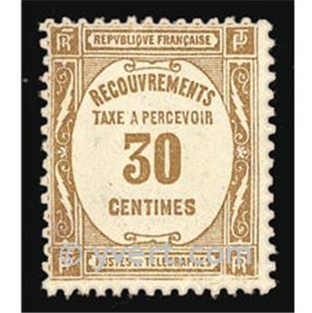 nr. 57 -  Stamp France Revenue stamp