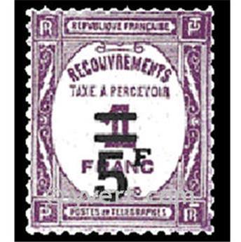 nr. 65 -  Stamp France Revenue stamp
