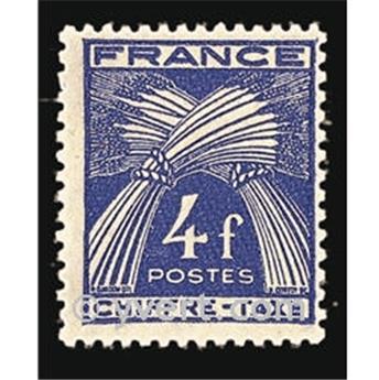 nr. 74 -  Stamp France Revenue stamp