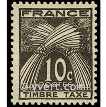 n.o 78 -  Sello Francia Tasa