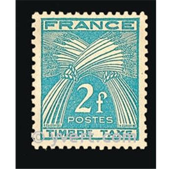 nr. 82 -  Stamp France Revenue stamp