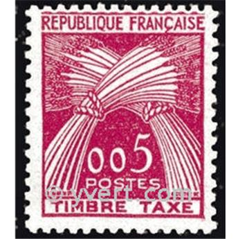 n.o 90 -  Sello Francia Tasa