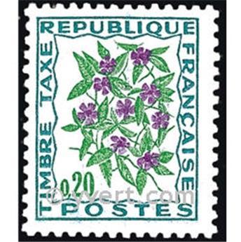 n.o 98 -  Sello Francia Tasa