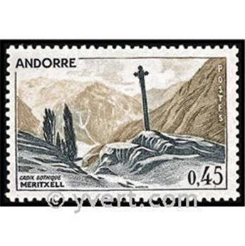 n° 204 -  Selo Andorra Correios