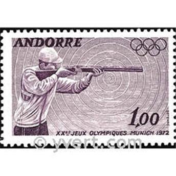 n° 220 -  Selo Andorra Correios