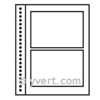 Recambios ´Dos caras Dúo-Supra´: 2 compartimentos