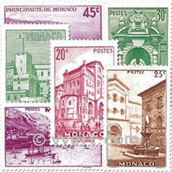 n.o 169/183 -  Sello Mónaco Correos