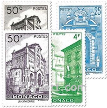 nr. 307/313C -  Stamp Monaco Mail