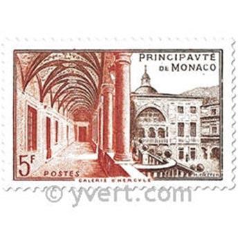 n° 383/385 -  Timbre Monaco Poste