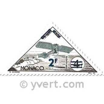 n° 453/472 -  Selo Mónaco Correios