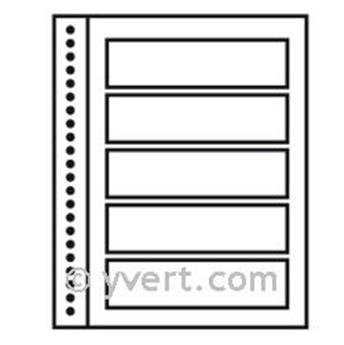 Recargas ´Reto-Verso Duo-Supra´: 5 tiras