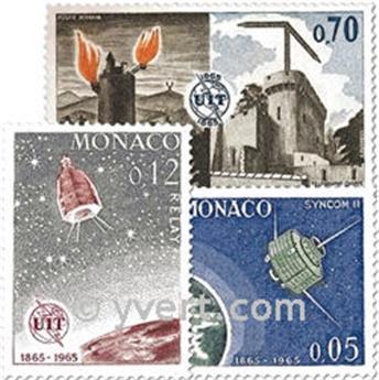 nr. 664/674 -  Stamp Monaco Mail