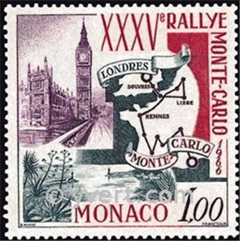 nr. 689 -  Stamp Monaco Mail