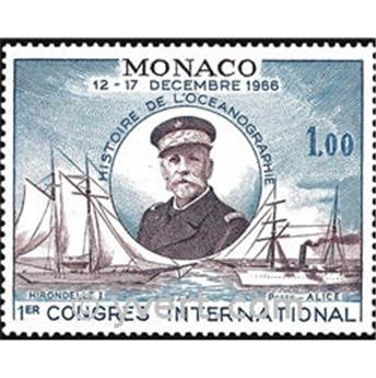 nr. 702 -  Stamp Monaco Mail