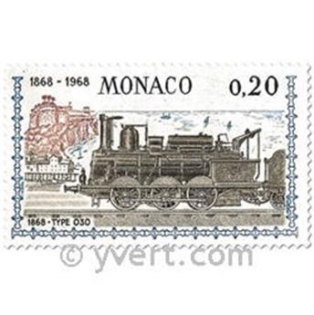 n° 752/757 -  Timbre Monaco Poste