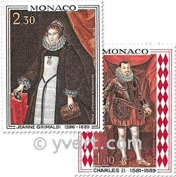 n° 770/771 -  Timbre Monaco Poste