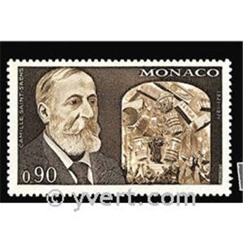 n.o 869 -  Sello Mónaco Correos