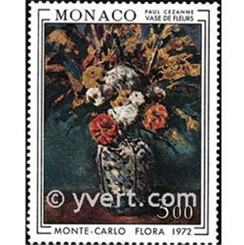 n° 886 -  Selo Mónaco Correios