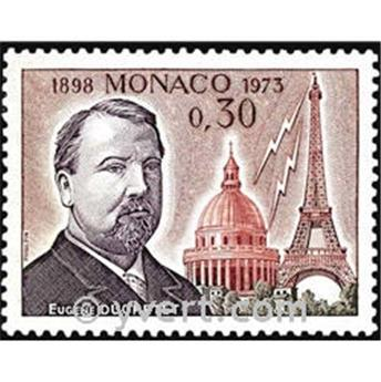 n.o 921 -  Sello Mónaco Correos