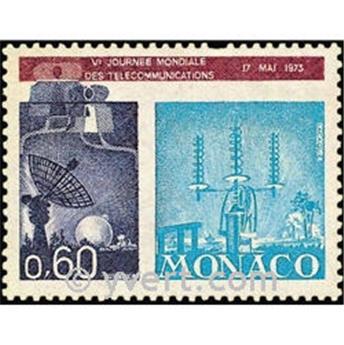 n.o 926 -  Sello Mónaco Correos