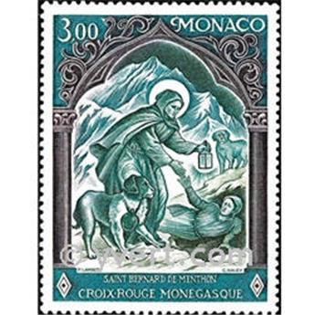 n.o 956 -  Sello Mónaco Correos