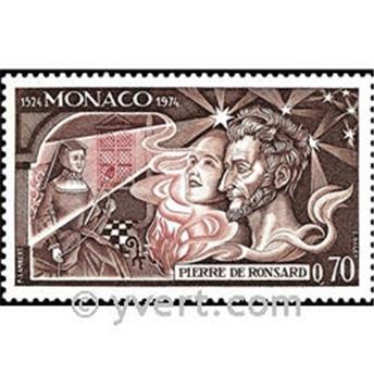 n.o 964 -  Sello Mónaco Correos
