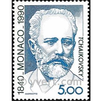 n° 1746 -  Timbre Monaco Poste