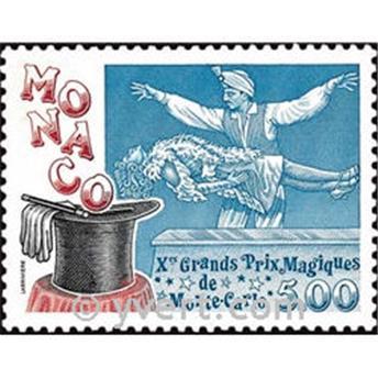 n° 1933 -  Timbre Monaco Poste