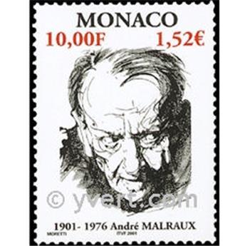 n.o 2301 -  Sello Mónaco Correos