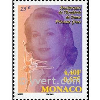n.o 2305 -  Sello Mónaco Correos