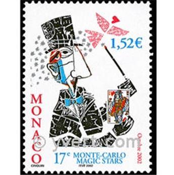 n.o 2367 -  Sello Mónaco Correos