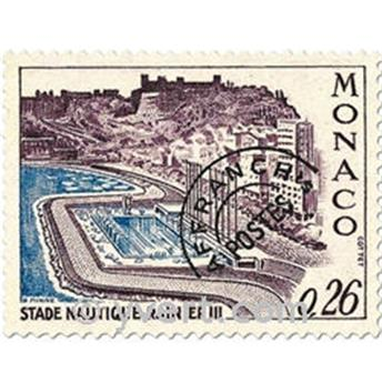 nr. 30/33 -  Stamp Monaco Precancels