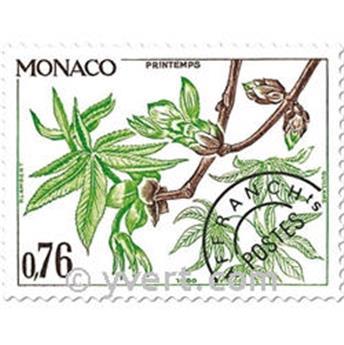 n.o 66 / 69 -  Sello Mónaco Precancelados