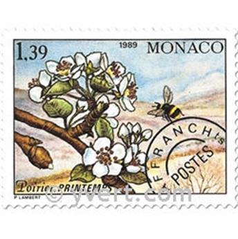 n.o 102 / 105 -  Sello Mónaco Precancelados