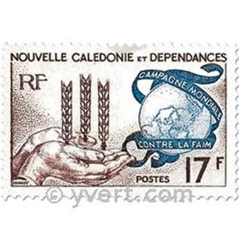 n.o 307 -  Sello Nueva Caledonia Correos