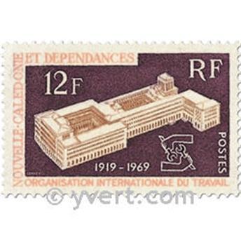 nr. 363 -  Stamp New Caledonia Mail