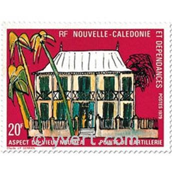 n.o 428 -  Sello Nueva Caledonia Correos