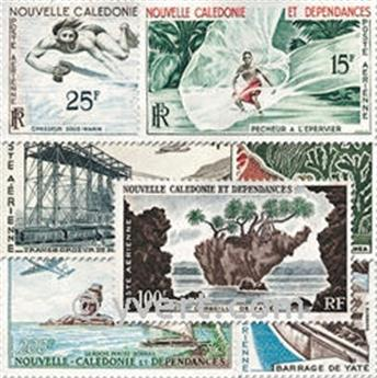 nr. 66/72 -  Stamp New Caledonia Air Mail